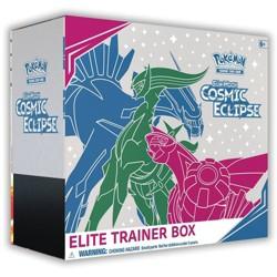 Pokemon TCG: Sun Moon-Cosmic Eclipse- Elite Trainer Box
