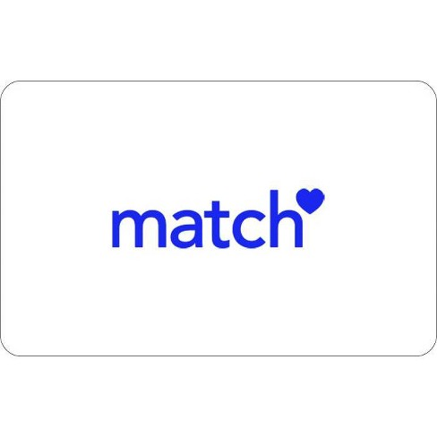 Match.com Gift Card $30 (Email Delivery) - image 1 of 1