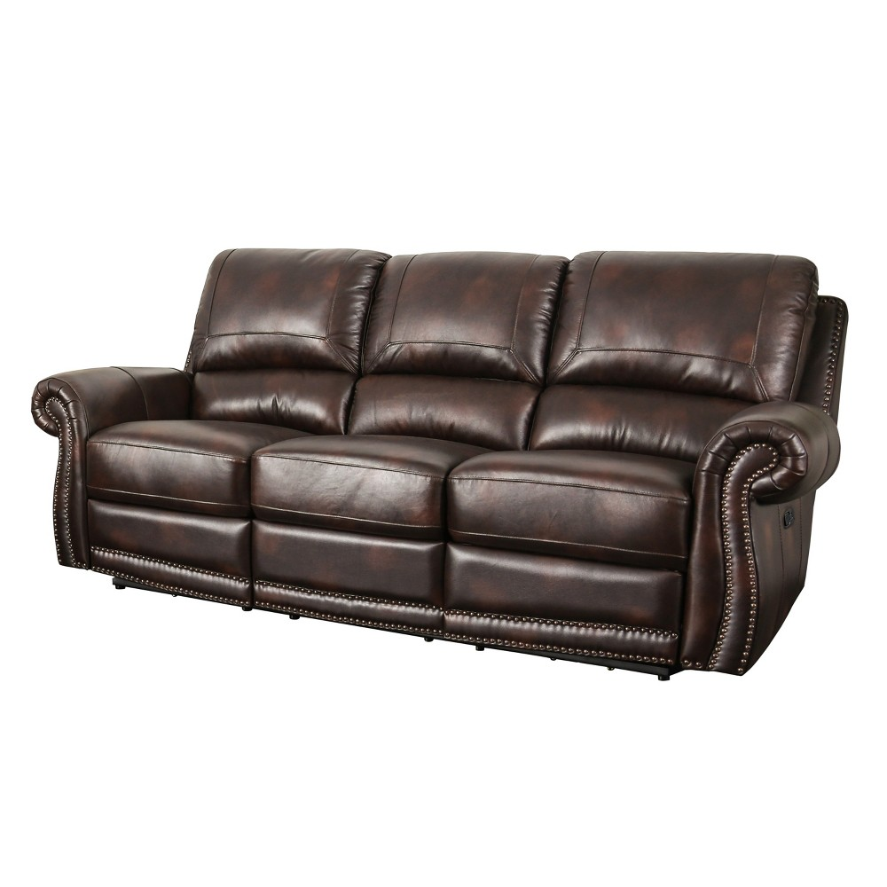 Sofas Basic Brown - Homes: Inside + Out