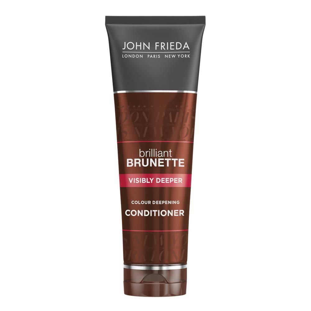 John Frieda Brilliant Brunette Visibly Deeper Conditioner 8 3 Fl Oz