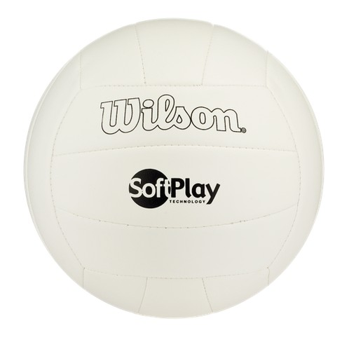 Wilson Soft Play Beach Volleyball - White - image 1 of 1