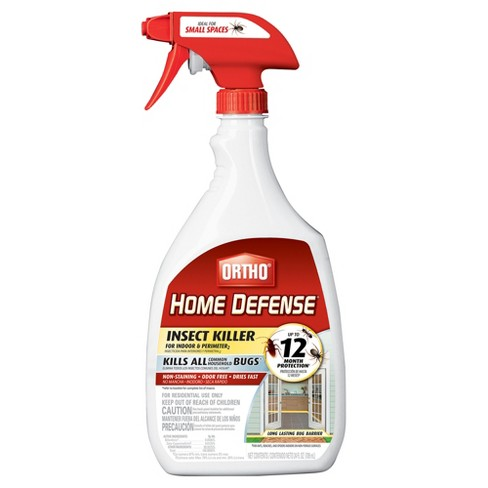 Ortho Home Defense MAX Indoor & Perimeter Insect Killer 24oz Ready to Use Trigger - image 1 of 3