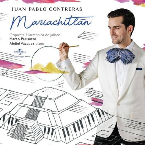 Contreras juan pablo - Mariachitl n (amazon (CD) - image 1 of 1