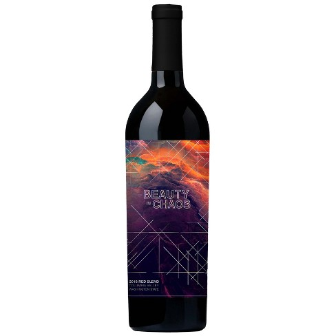 Beauty in Chaos Red Blend Red Wine - 750ml Bottle - image 1 of 3