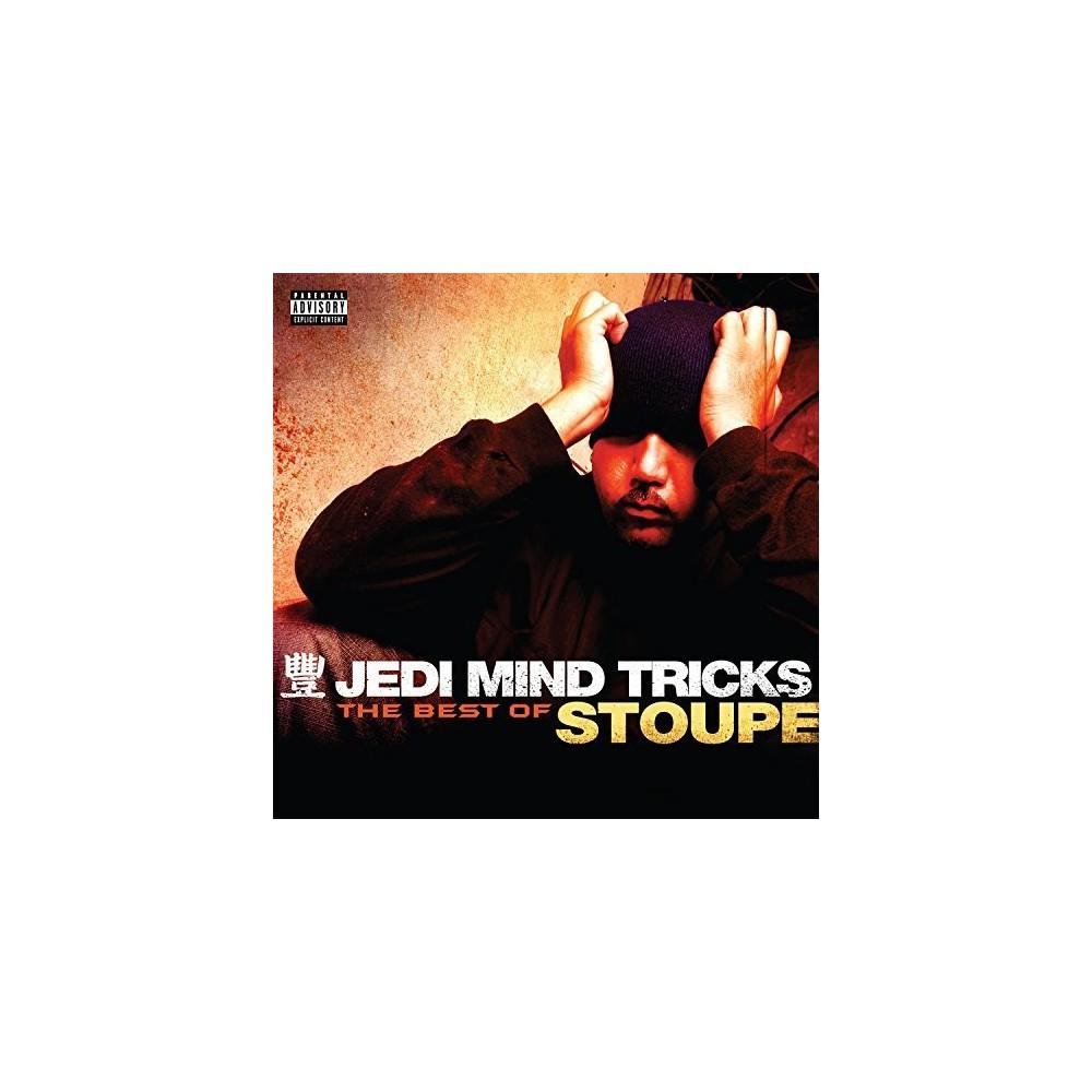 Stoupe - Jedi Mind Tricks:Best Of Stoupe (CD)