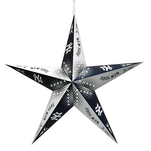 MLB New York Yankees Star Lantern - image 1 of 2