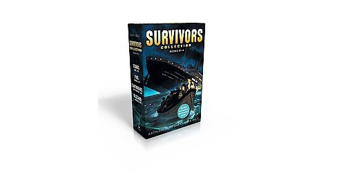 Survivors Collection : Titanic / Fire / Earthquake / Blizzard (Paperback) (Kathleen Duey & Karen A. - image 1 of 1