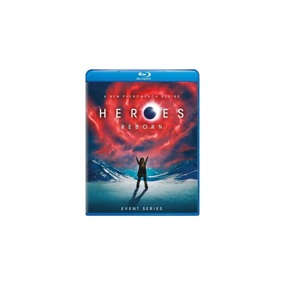 Heroes Reborn:Event Series (Blu-ray)