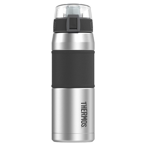 Thermos Water Bottle Stainless Steel Insulated 24 oz - Stainless Steel - image 1 of 1