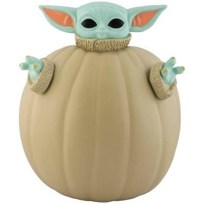Star Wars The Child Halloween Pumpkin Push-In Kit