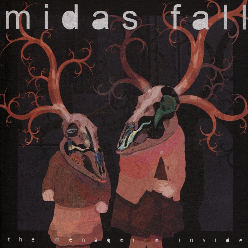 Midas Fall - Menagerie Inside (CD)