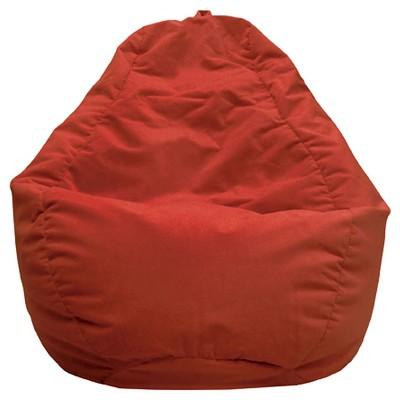 Micro-Fiber Suede Bean Bag Chair - Gold Medal
