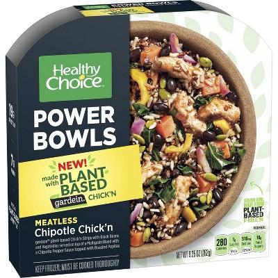 Healthy Choice PowerBowl w Gardein Chipotle Chick'n - 9.25oz
