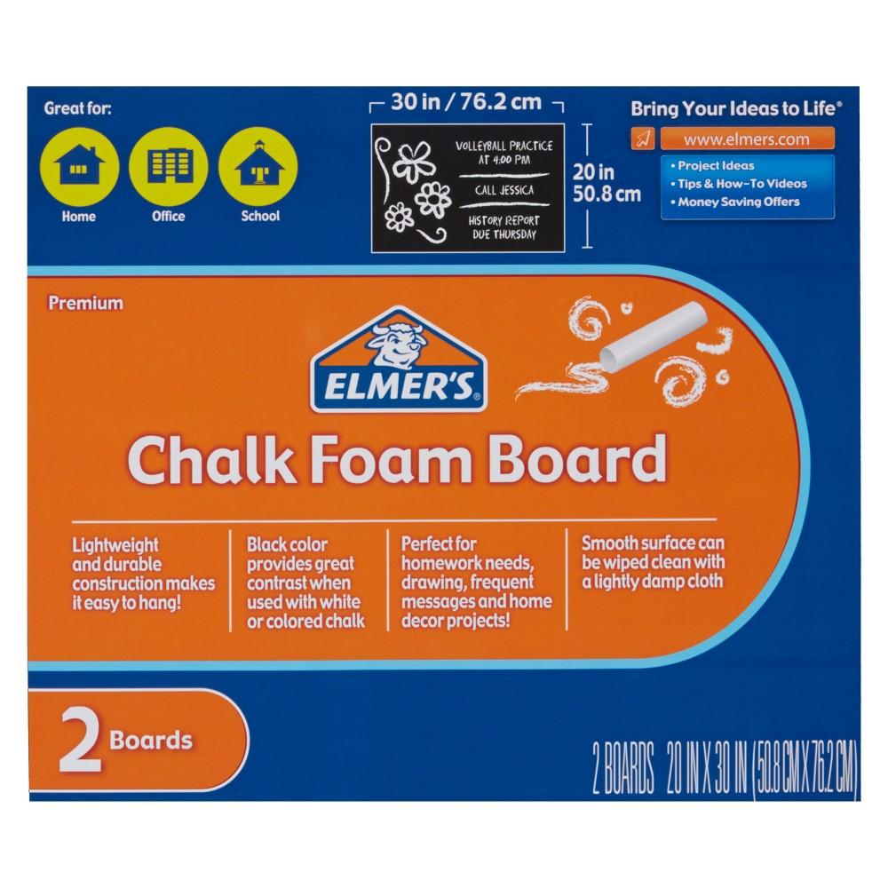 Elmer's Chalk Presentation Board, 20