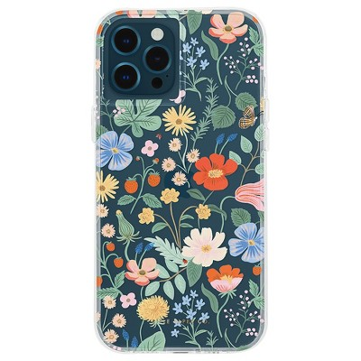 Rifle Paper Co. Apple iPhone Case - Strawberry Fields