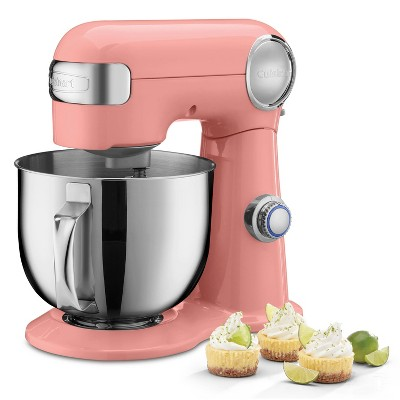 Cuisinart Precision Master 5.5qt Stand Mixer - Blushing Coral - SM-50CO