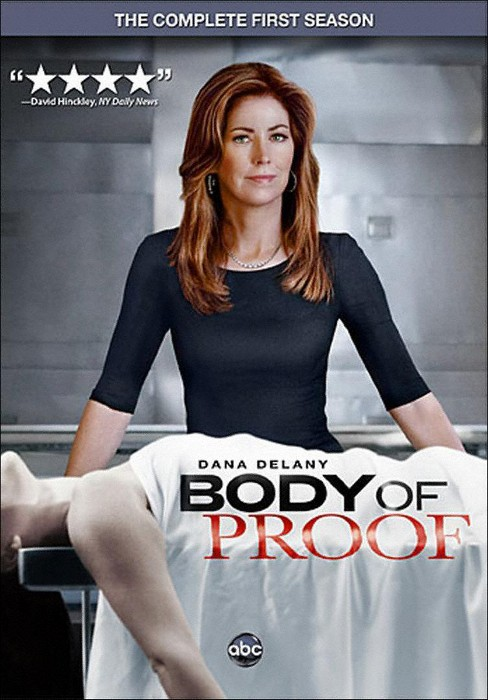 Body of Proof: The Complete First Season [2 Discs] - image 1 of 1