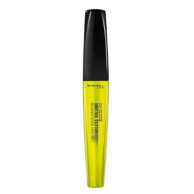 Rimmel Lash Accelerator Mascara - Extreme Black - 0.23 fl oz