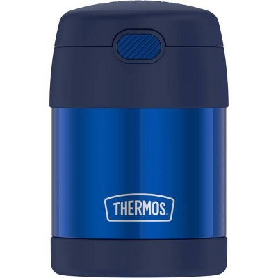 Thermos 10oz FUNtainer Food Jar with Spoon - Navy