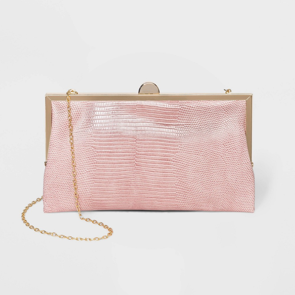 Image of Estee & Lilly Clutch - Blush Pink