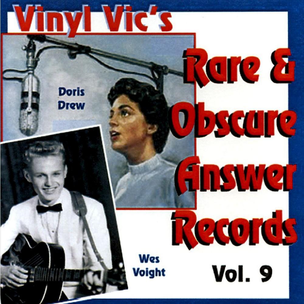 Various - Vinyl vic's no 9 rare answer (CD)