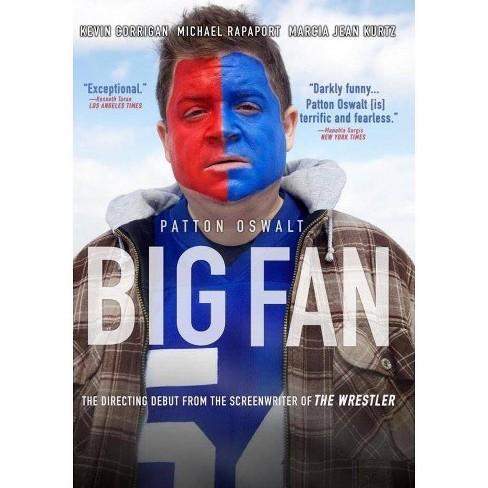 Big Fan (DVD)(2017) - image 1 of 1