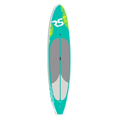 """RAVE Sports 11' 6"""" Lake Crusier Stand Up Paddle Board-Teal - image 1 of 4"""