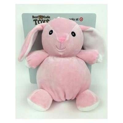 Best Made Toys Plush Balboa Bunny Rattle Toy