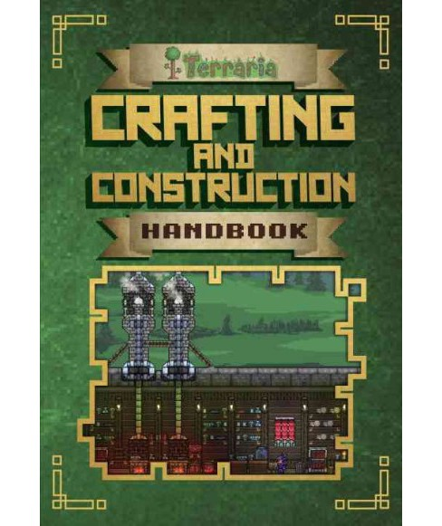 Crafting and Construction Handbook (Paperback) - image 1 of 1