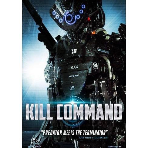 Kill Command (DVD) - image 1 of 1