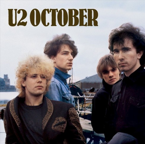 U2 - October (CD) - image 1 of 2