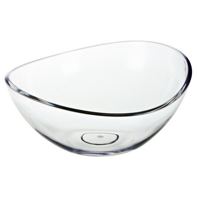 Felli® Bandeau Acrylic Serving Bowl 123.4oz