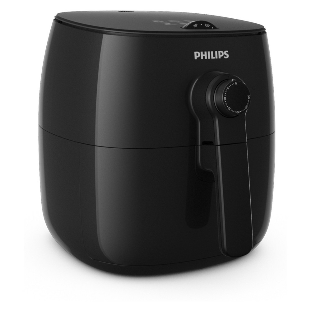 Philips 2.75qt TurboStar Analog Airfryer Black – HD9621/96 53760389
