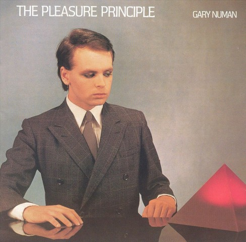 Gary numan - Pleasure principle (CD) - image 1 of 3