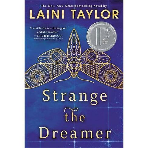 Strange the Dreamer - by  Laini Taylor (Paperback) - image 1 of 1