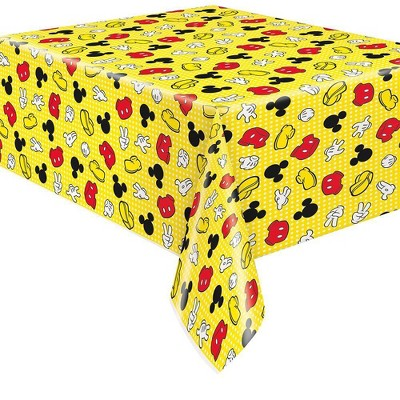 Mickey Mouse & Friends Disposable Table Cover