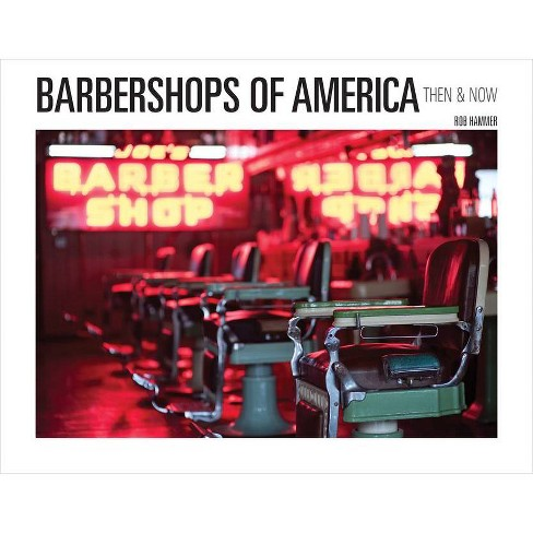 Barbershops of America - by  Rob Hammer (Hardcover) - image 1 of 1
