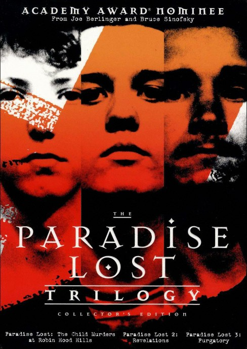Paradise lost trilogy (DVD) - image 1 of 1