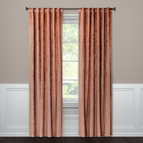 Velvet Curtain Panel - Project 62™ - image 1 of 2