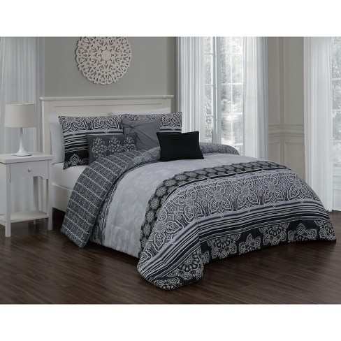 7pc Elisa Comforter Set - Geneva Home Fashion - image 1 of 1