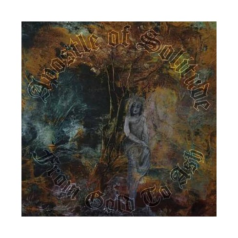 Apostle Of Solitude - From Gold To Ash (CD) - image 1 of 1