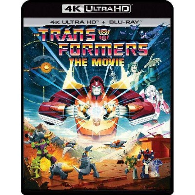 The Transformers: The Movie (4K/UHD)(2021)