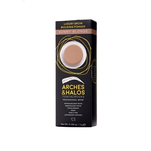 Arches & Halos Luxury Brow Building Pomade - 0.106oz - image 1 of 4