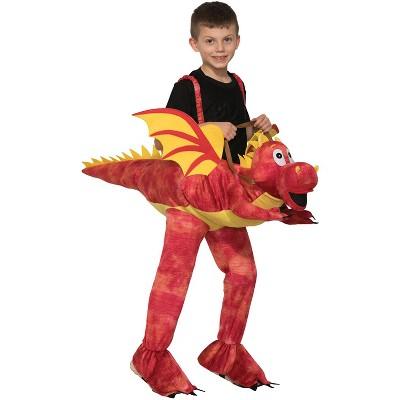 Forum Novelties Ride-a-Dragon Child Costume