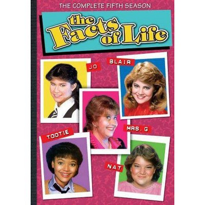 The Facts of Life: The Complete Fifth Season (DVD)(2010)