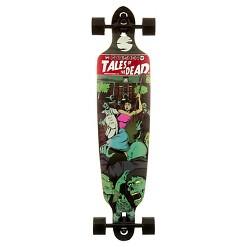 """Punisher Skateboards Tales of the Dead 40"""" Longboard Skateboard"""