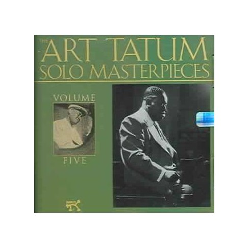 Art Tatum - Art Tatum Solo Masterpieces Volume 5 (CD) - image 1 of 1