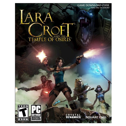 Lara Croft And The Temple Of Osiris - Electronic Software Download PC Game - image 1 of 1
