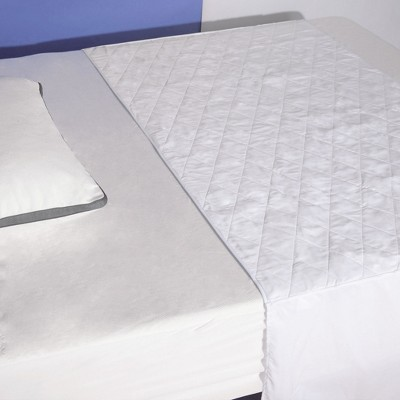 """Coop Home Goods Incontinence Pad - w/ two 19"""" tuckable sides"""