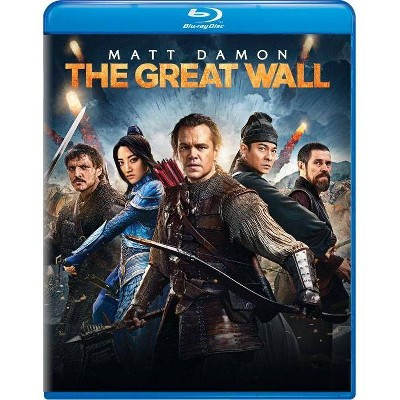 The Great Wall (Blu-ray)(2019)